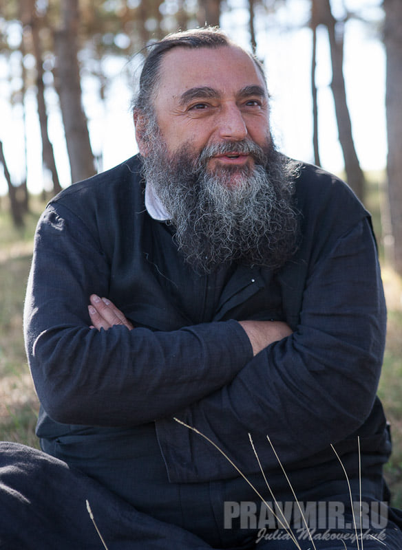 The position of the pro-Russian metropolitan of Georgia on the autocephaly of the Ukrainian Church